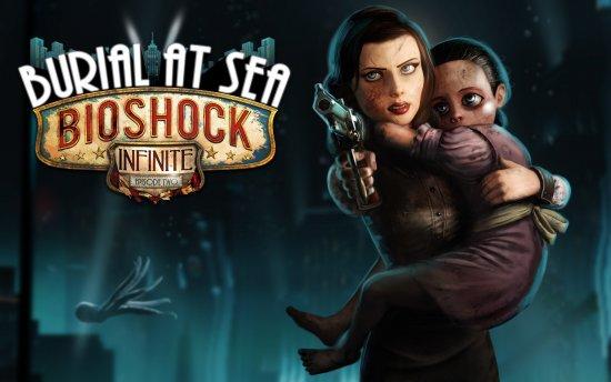 Объявлена дата релиза второго эпизода BioShock Infinite: Burial at Sea