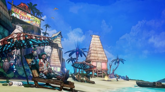 Sir Hammerlock Versus the Son of Crawmerax – DLC для Borderlands 2