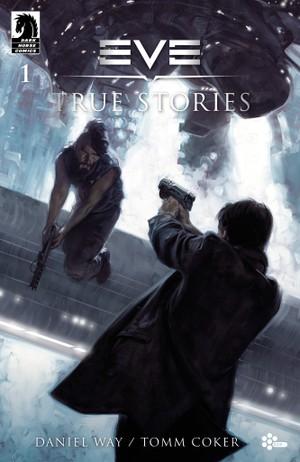 Первый выпуск комикса EVE: True Stories уже доступен