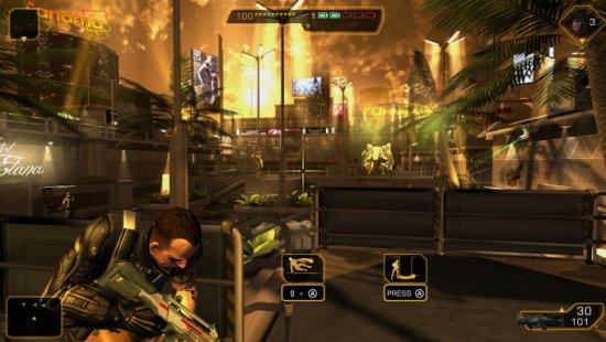 Deus Ex: The Fall выйдет на ПК