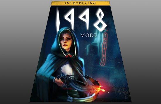 1998 Mode – BioShock Infinite становится еще хардкорнее