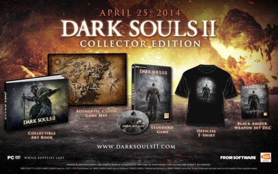 Dark Souls II выйдет на ПК 25 апреля