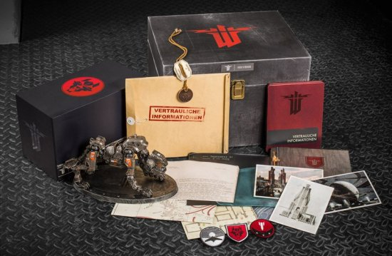Panzerhund Edition для Wolfenstein: The New Order