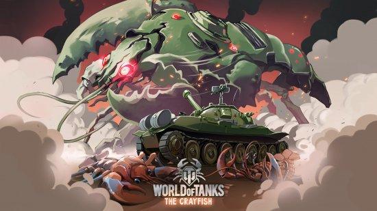 World of Tanks: The Crayfish