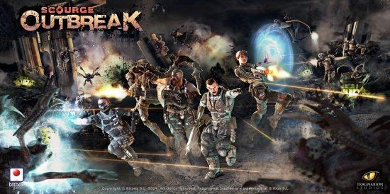 Scourge: Outbreak в Steam уже сегодня