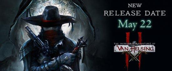 Релиз The Incredible Adventures of Van Helsing II отложен из-за вторжения монстров