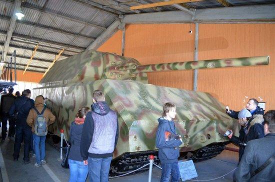 Wargaming станет стратегическим партнером бронетанкового музея в Кубинке