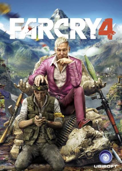 Far Cry 4 анонсирован официально