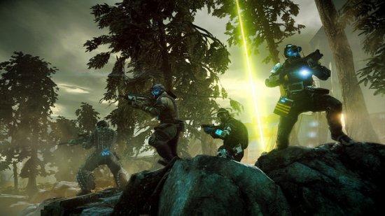В Killzone: Shadow Fall появится кооператив на четверых
