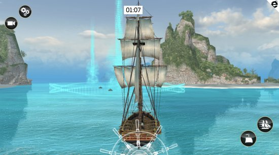 Assassin's Creed Pirates в браузере