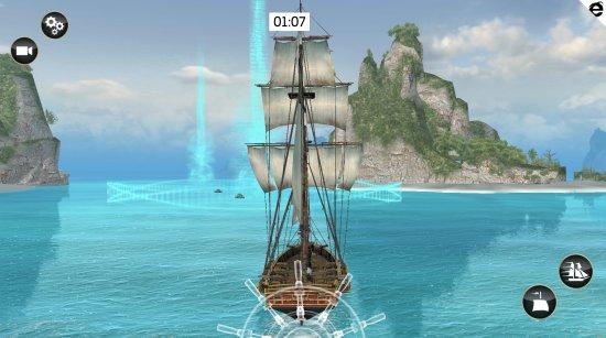 Assassin's Creed Pirates в браузере