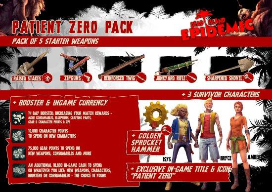 Patient Zero Pack