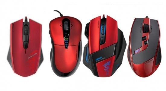 Новые игровые мыши SPEEDLINK готовы к бою