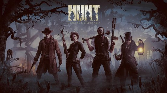 Hunt: Horrors of the Gilded Age – кооп-шутер от Crytek