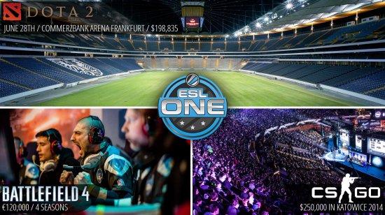 Razer становится одним из спонсоров ESL One