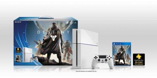 Бандл PlayStation 4 с Destiny