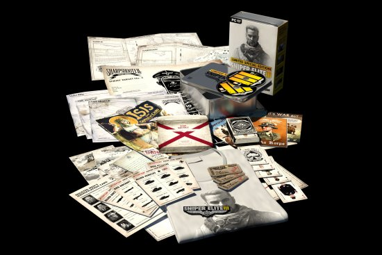Sniper Elite 3 Limited Special Edition