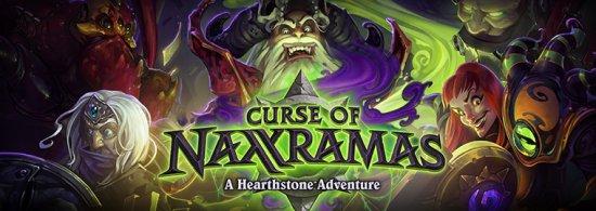 Hearthstone Curse of Naxxrama может выйти уже скоро