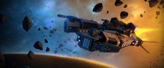 Раздача ключей на ЗБТ обновления «Вторжение» игры Star Confliсt