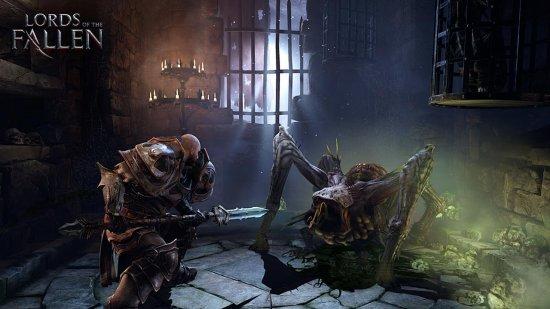 Объявлена дата релиза Lords of the Fallen