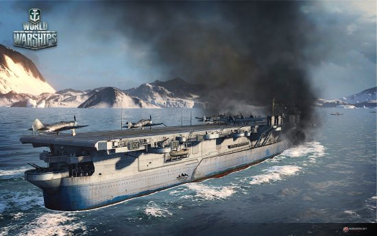 World of Warships покажут на выставке gamescom 2014