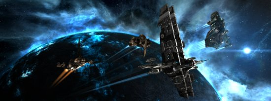 Криос принес в EVE Online промышленную революцию