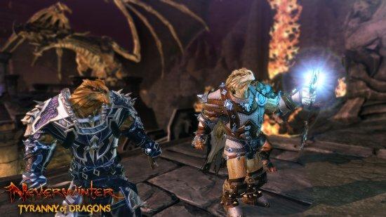 Дракониды – нова раса в Neverwinter Online
