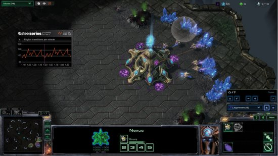 Технология отслеживания взгляда в играх