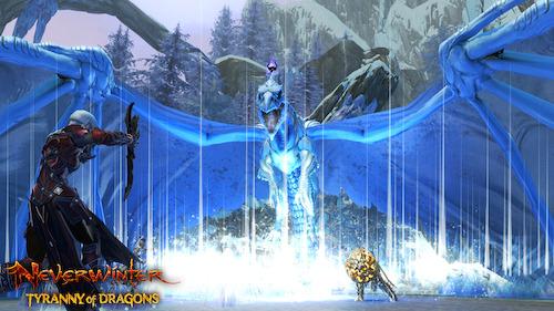 Дата релиза дополнения Тирания Драконов для Neverwinter Online