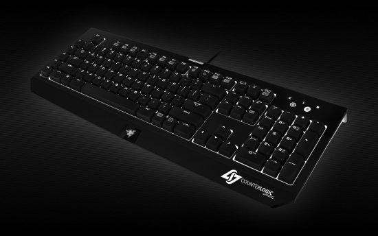 Counter Logic Gaming Razer Blackwidow