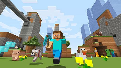 Дата выхода Minecraft на Xbox One