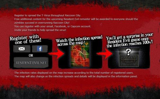 Заразись Т-вирусом – открой дополнительный контент в Resident Evil