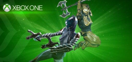 Warframe теперь и на Xbox One