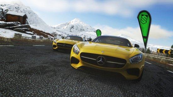 Mercedes-AMG GT появится Driveclub раньше, чем поступит в продажу