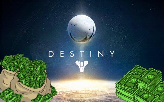 Destiny бьет рекорды продаж