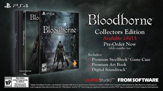 Bloodborne Collectors Edition