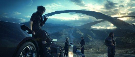 Прохождение демонстрационной версии Final Fantasy 15 займет 3-4 часа