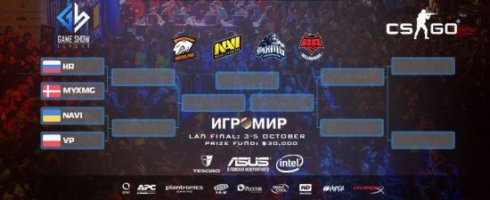 Game Show CS:GO League