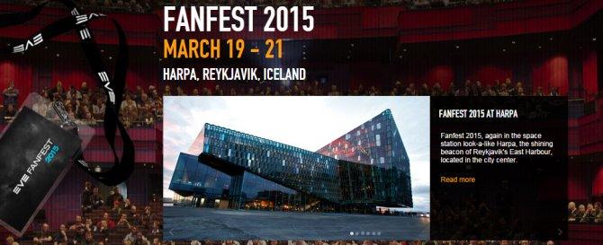 EVE Online – все готово к «Фанфесту-2015»