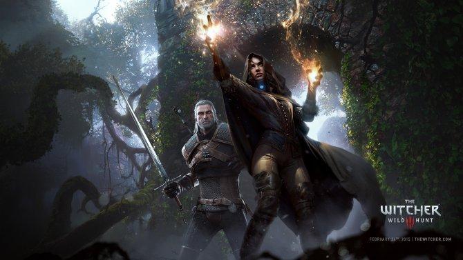 Новый трейлер The Witcher 3 на Golden Joystick Awards