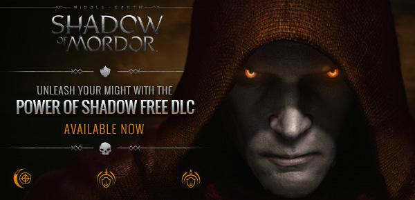 DLC Power of Shadow для Middle-earth: Shadow of Mordor