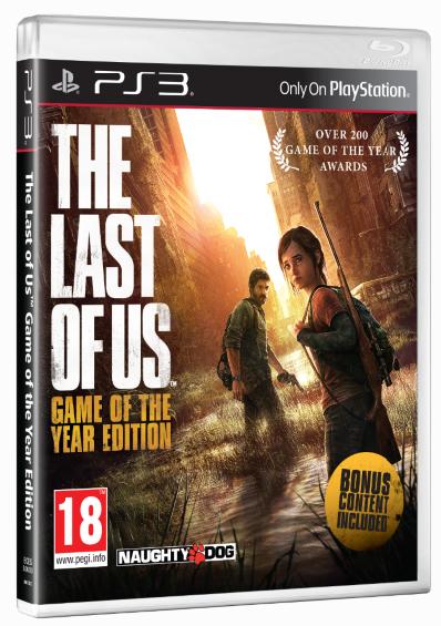 Анонсировано GOTY-издание The Last of Us для PS3