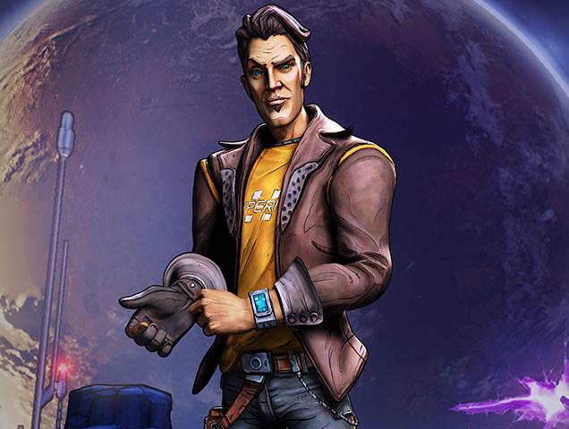 Красавчик Джек скоро вступит в ряды героев Borderlands: The Pre-Sequel