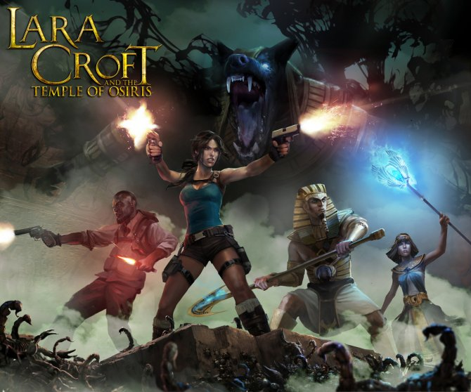 Lara Croft and the Temple of Osiris выйдет в России для Playstation 4