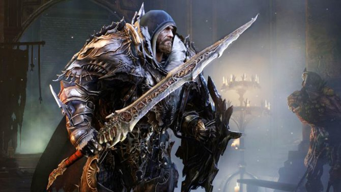 Объявлено первое дополнение к Lords of the Fallen