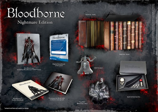 Bloodborne Nightmare Edition