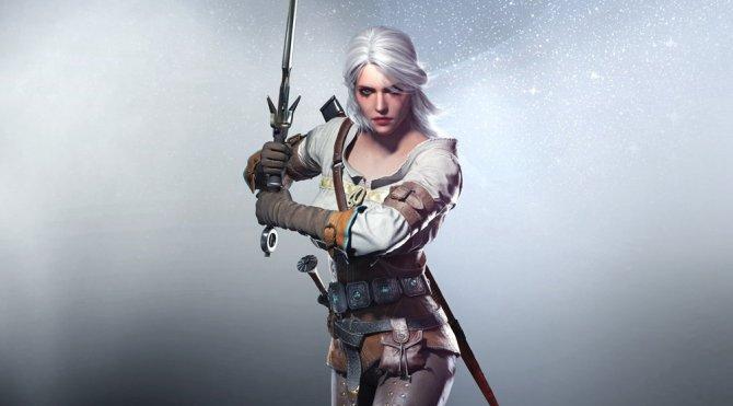 В The Witcher 3: Wild Hunt можно будет поиграть за Цири