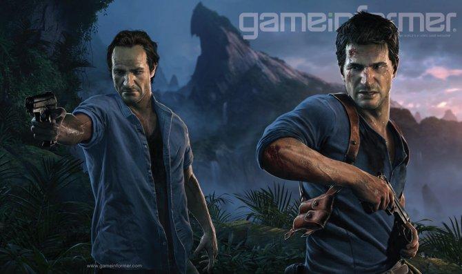 В февральском номере Game Informer'а будет статья по Uncharted 4: A Thief's End