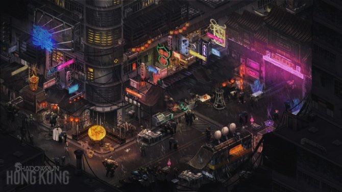 Shadowrun: Hong Kong профинансирована на Kickstarter за 2 часа
