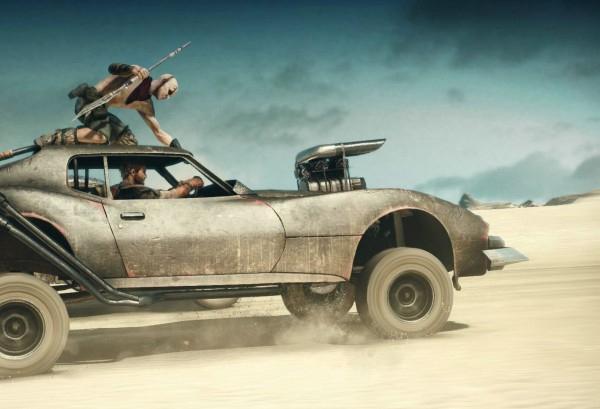 Mad Max выйдет в сентябре, но не на консоли прошлого поколения